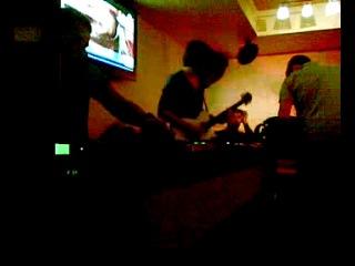 dj.Andrey Bodrov ft.Vladimir Gromov & MC Sergio - Live Jam @ Shokolad