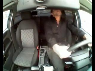Угнал машину ДПС